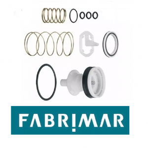 Reparo Válvula Acionador Vde 08911 Fabrimar