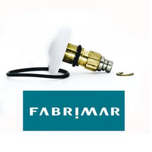 Reparo Válvula Fabrimar Registro VDE E Silet Flux 09678